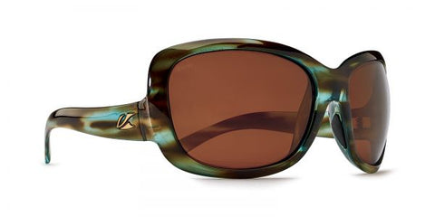 Kaenon Avila - Womens Sunglasses  (Abalone Ultra Brown, Polarized)
