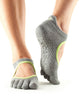 ToeSox Women's Full Toe Bellarina Sock