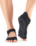 Toesox Women's Half Toe Bellarina Socks