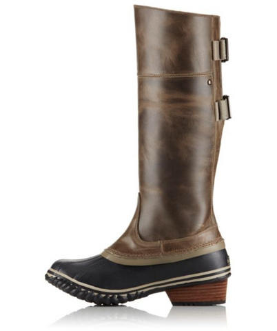 Sorel Women's Slimpack Riding Tall II Duck Boot