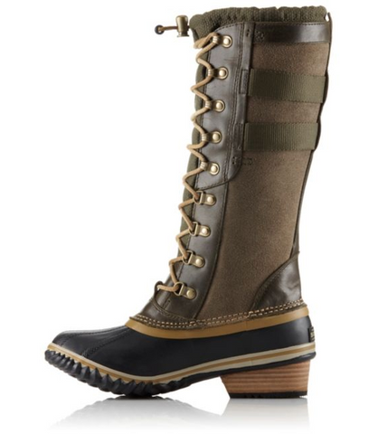 Sorel Women's Conquest Carly II Duck Boot
