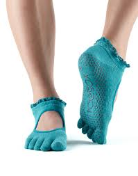 ToeSox Women's Full Toe Bella Socks