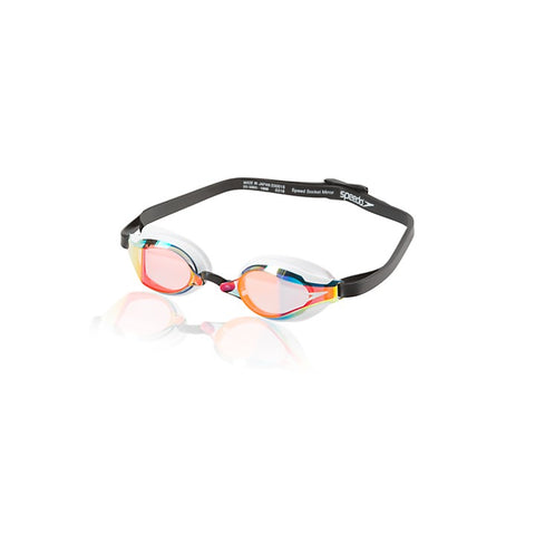 Speedo Speed Socket 2.0 Mirrored Swim Goggle