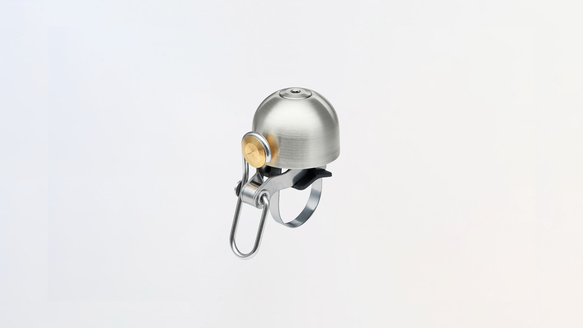 Spurbell Silver - the best bike bell in the world
