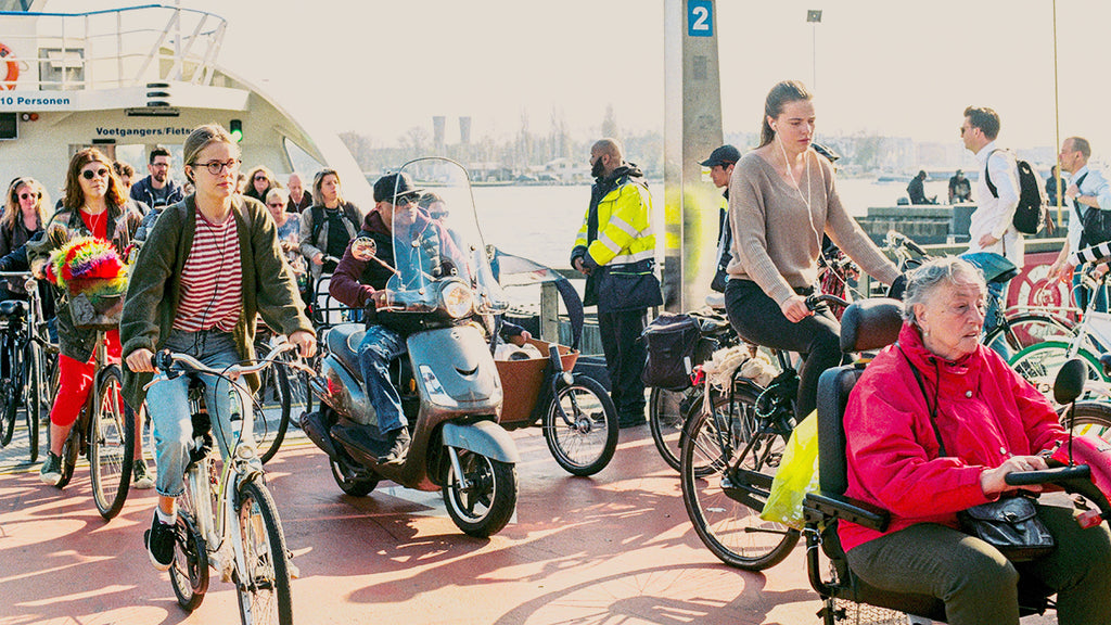 How can you make your commute even greener