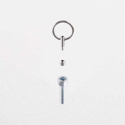 Hexlox Universal Any Steel Bolt secures any steel bolt against theft
