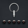 ***BLACK*** Total Bike Security Set - Saddle Lock, Seat Post Lock, Wheel Lock, Fork & Stem Lock