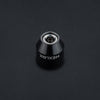 Hexlox Wheel Nut - Anti Theft for Single Speed Bikes or Fixies in black