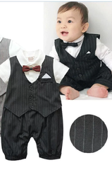 Baby Boy Outfits (fits 0 to 6 months unless specified)