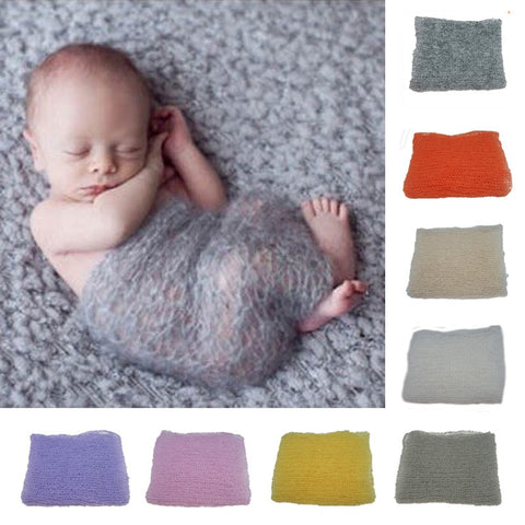 Wrap Soft Handmade Baby Photography Prop (0 to 6 months)