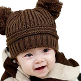 Baby Dual Ball Hat Cap (3 to 36 months)
