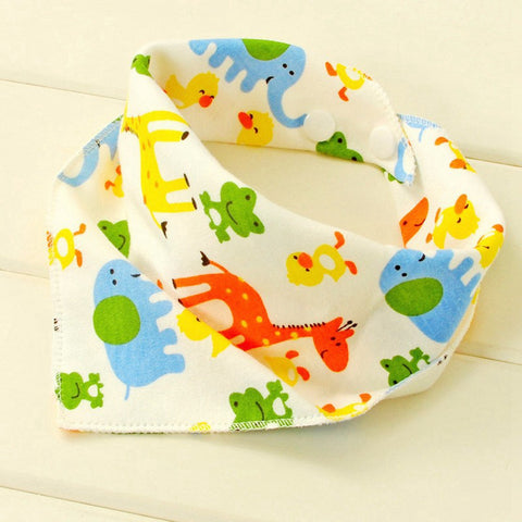 Drool Bandana 100% Organic Cotton Double Sided (0 to 36 months)