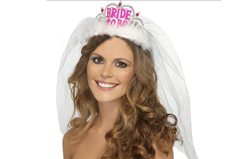 Bride to Be Veil for Bachelorette Party