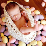 Baby Bowl Egg Cocoon Chunky Soft Handmade (0 to 12 months)