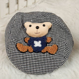 Baby Boy Beret Hat Cap Christening, Baptism, Wedding (fits 0 to 6 months)