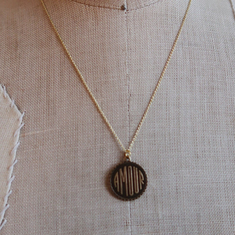 Oui Necklace