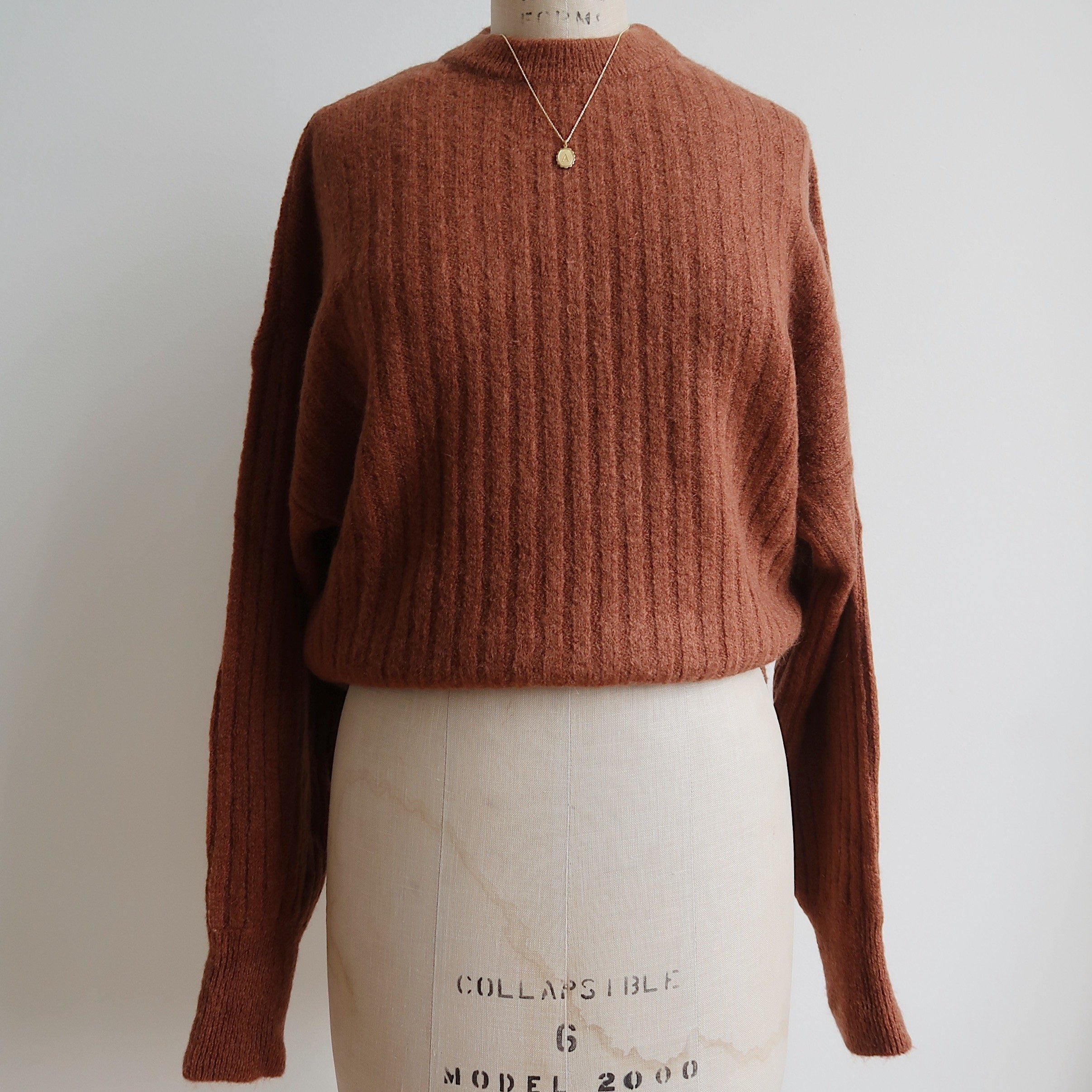 Edelie Knit Sweater