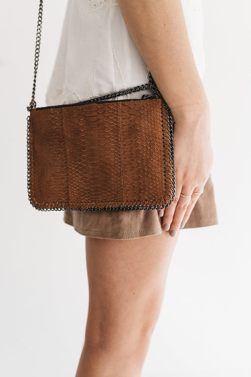 Ipanema Chain Bag in Nugget