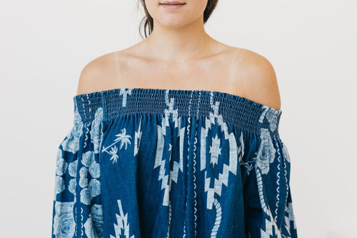 The St. Lucia Sugar Top by OneTeaspoon Australia Off The Shoulder