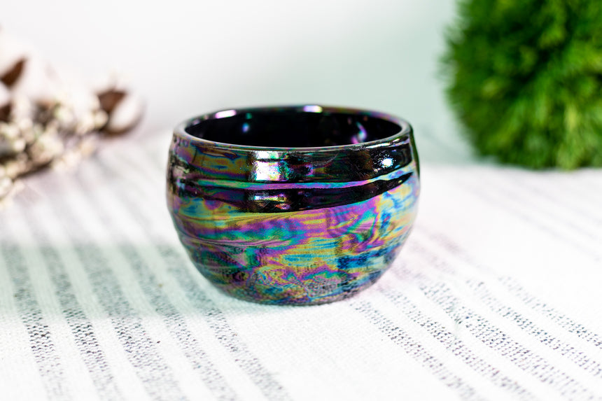 Black Pearl dipping bowl