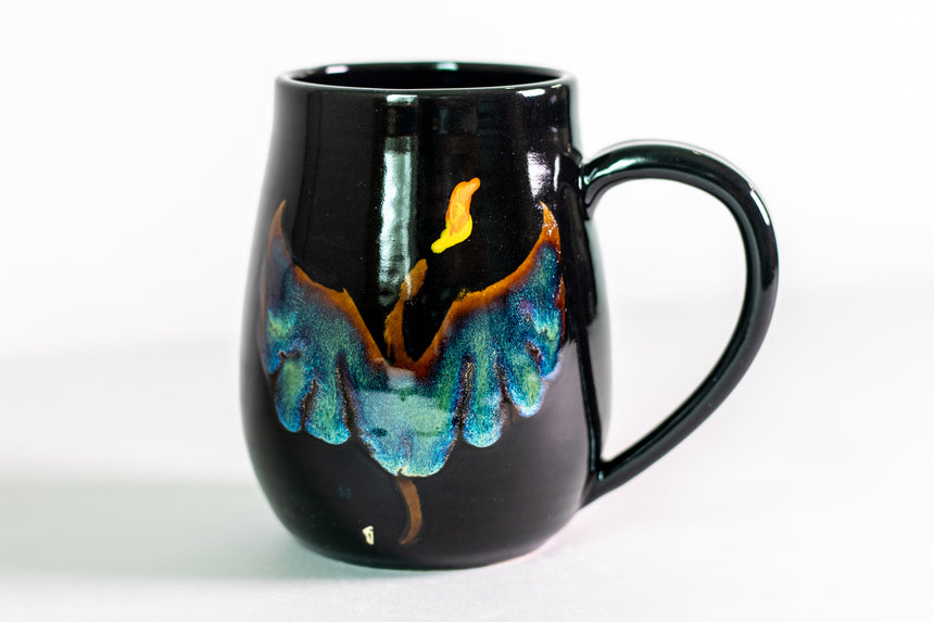 Second - Dragon mug
