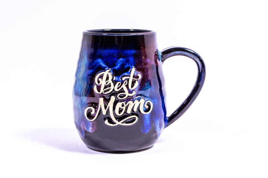 Best Mom Galaxy mug