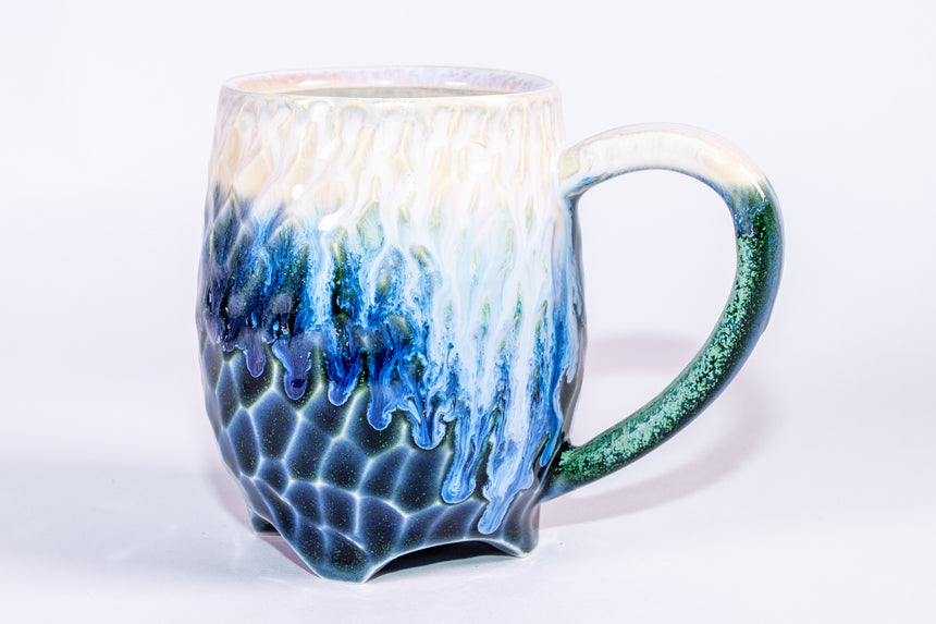Rainforest mug - Faceted series