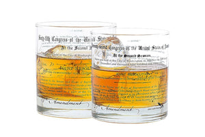 Prohibition Glasses