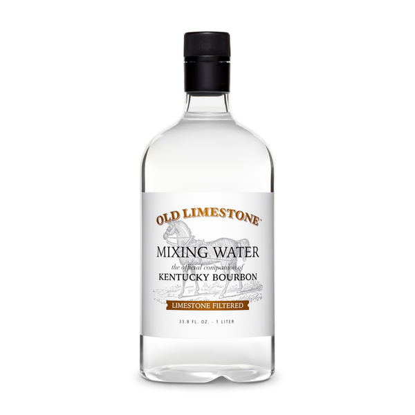 Old Limestone Mixing Water 1000ml Bartop Bottle