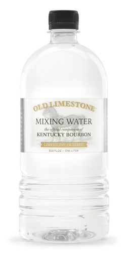 Old Limestone Mixing Water 1 Liter Bottle Packs