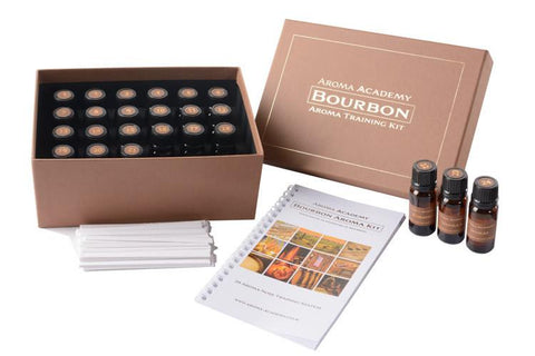 Bourbon Aroma Sensory Training Kit