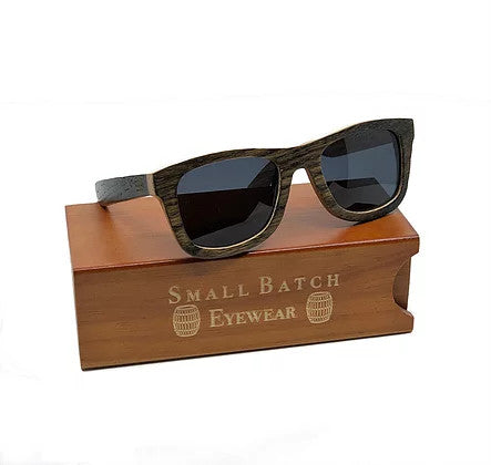Bourbon Barrel Wooden Sunglasses