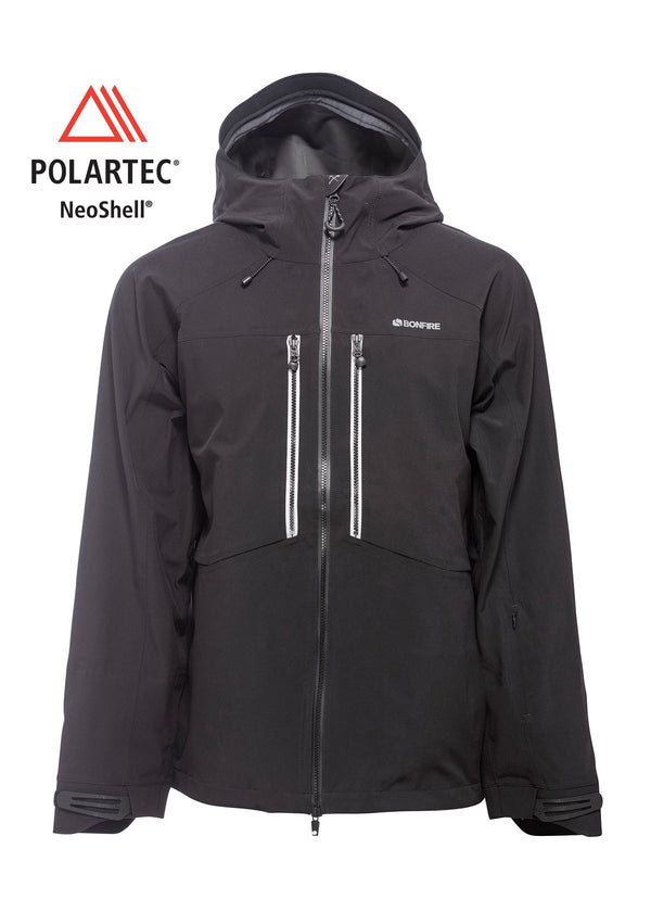 M APEX POLARTEC NEOSHELL 3L STRETCH SHELL JACKET