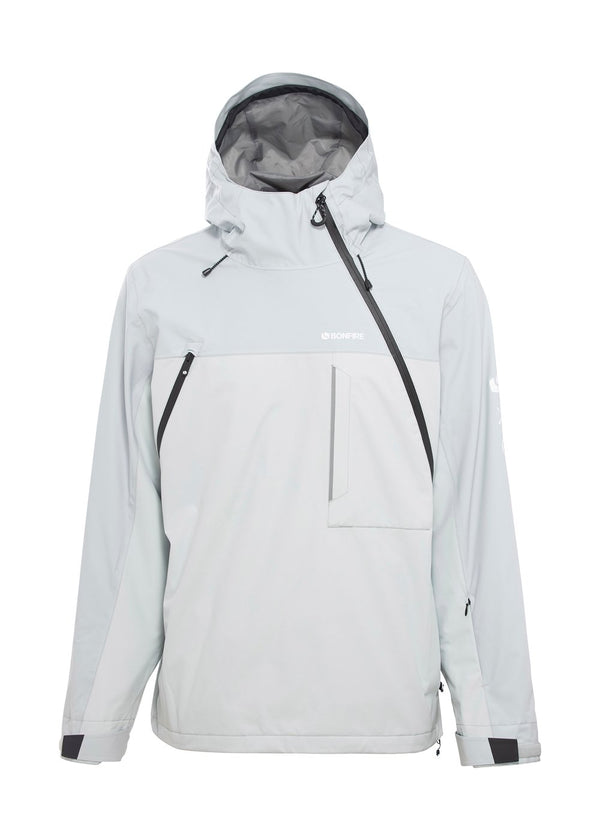M BETA STRETCH PULLOVER ANORAK JACKET
