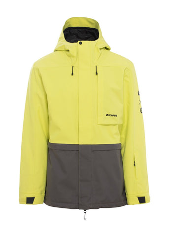 M VECTOR SHELL JACKET