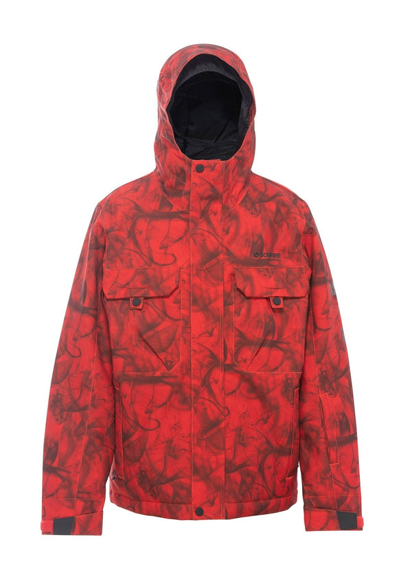 Y PITCH INSULATED JACKET