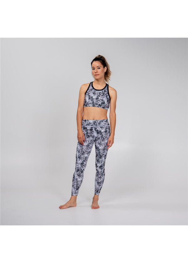 W BASE JUMP PRINTED LEGGING