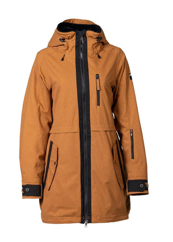 W LARCH STRETCH JACKET