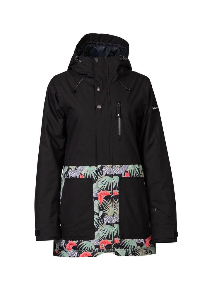 W SYCAMORE STRETCH JACKET