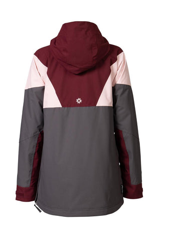 W WILLOW PULLOVER JACKET