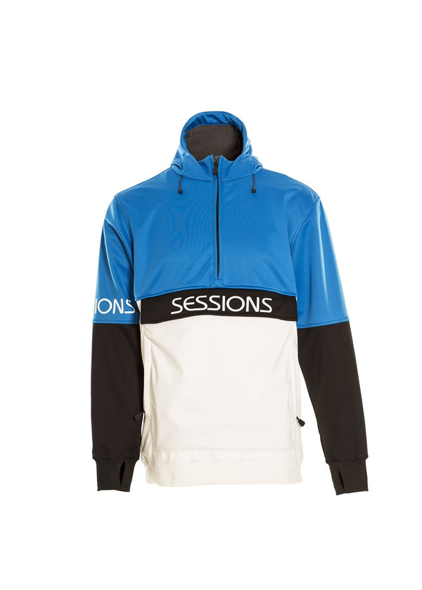 RECHARGE BONDED RIDING HOODY