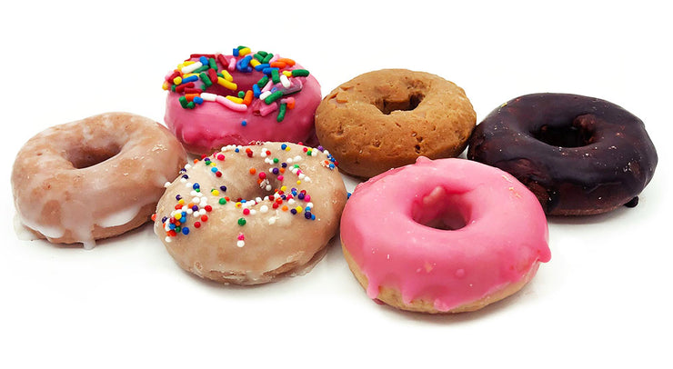 Sweet Mini Melts-Assorted Donuts