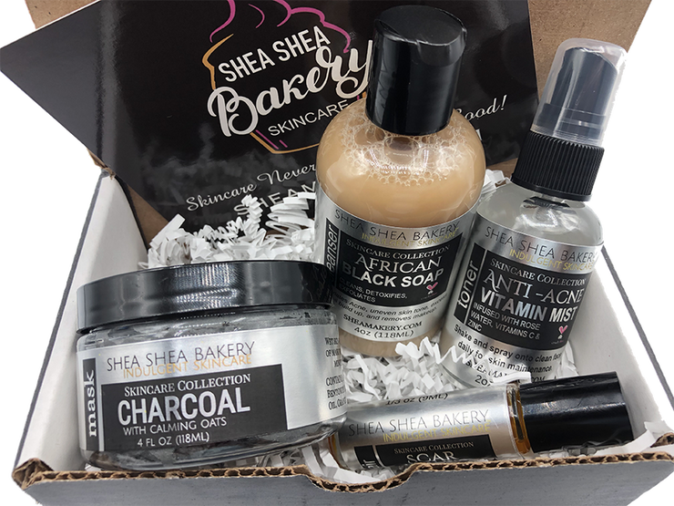 Clear Skin Kit - Shea Shea Bakery