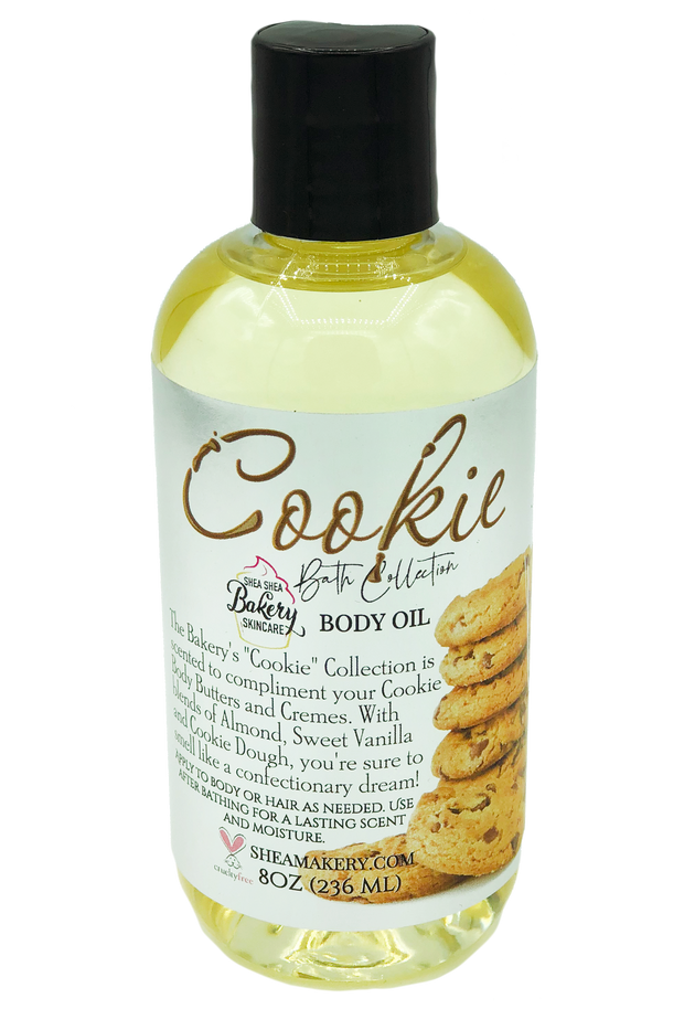 Bakery Cookie Body Oil