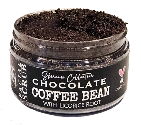 Chocolate Coffee Bean Scrub