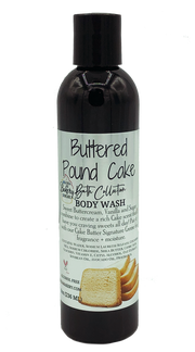 Buttered Pound Cake Body Wash