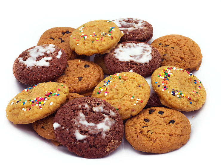 Sweet Mini Melts-Assorted Cookies