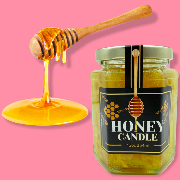 Signature Honey Jar Candle