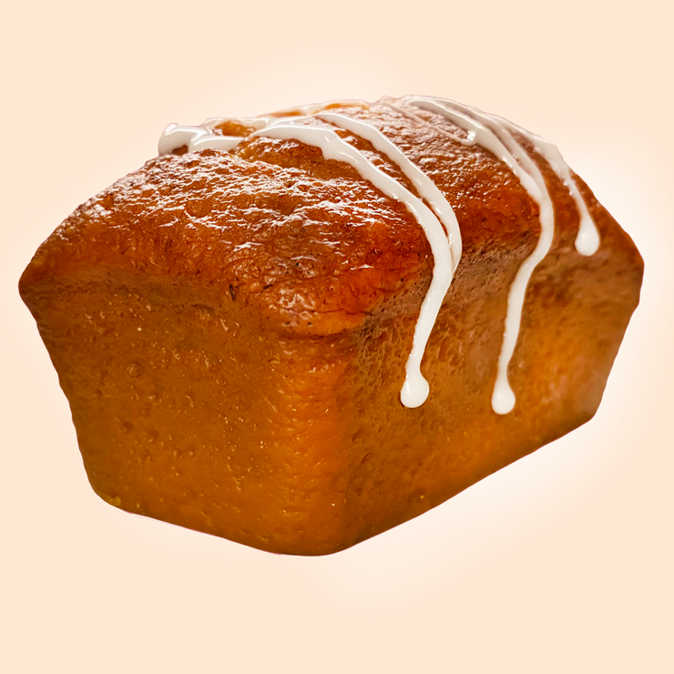 Loaf Cake Candle