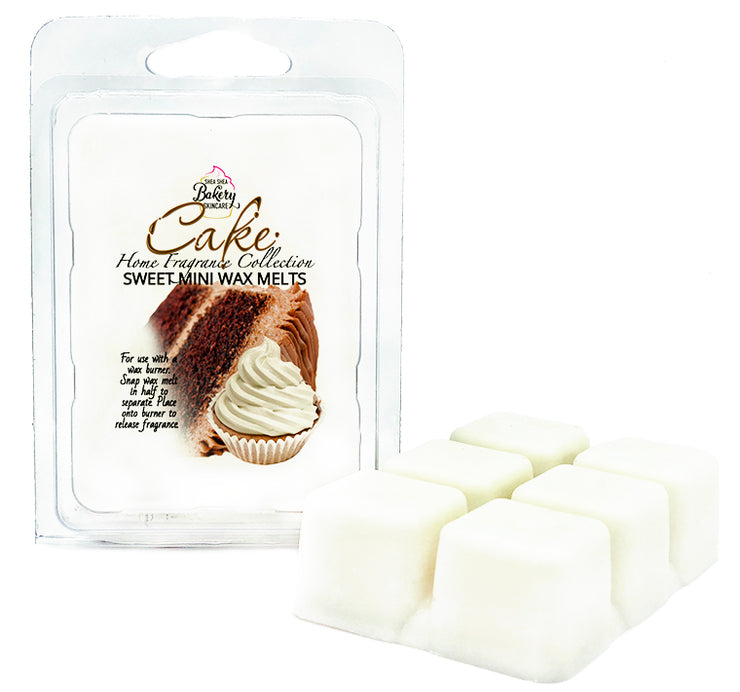 Sweet Mini Melts- Cake Collection